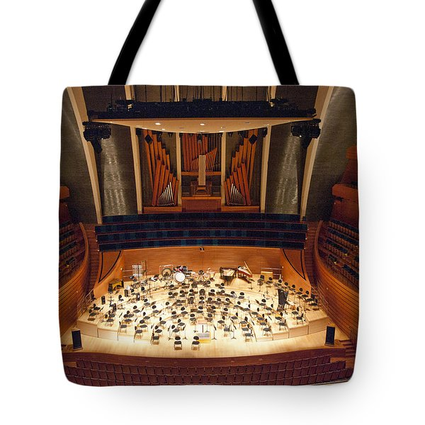 Helzberg Hall Tote Bag