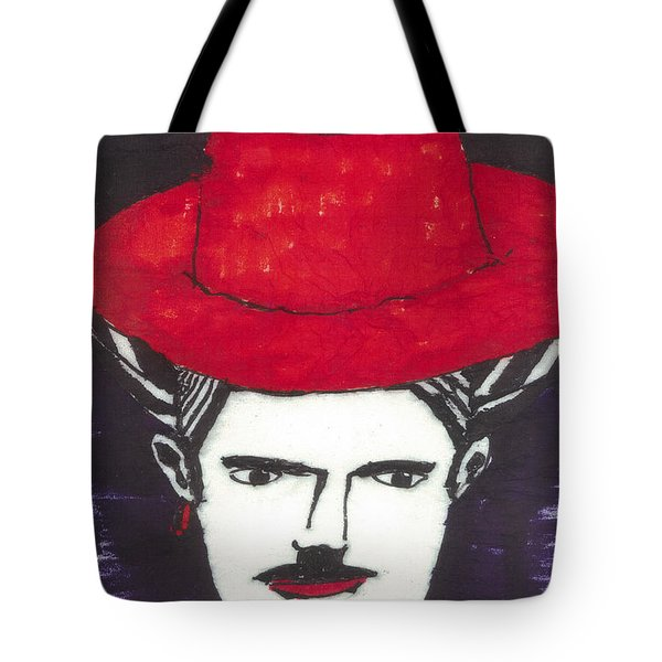 Hemingway In Spain Tote Bag
