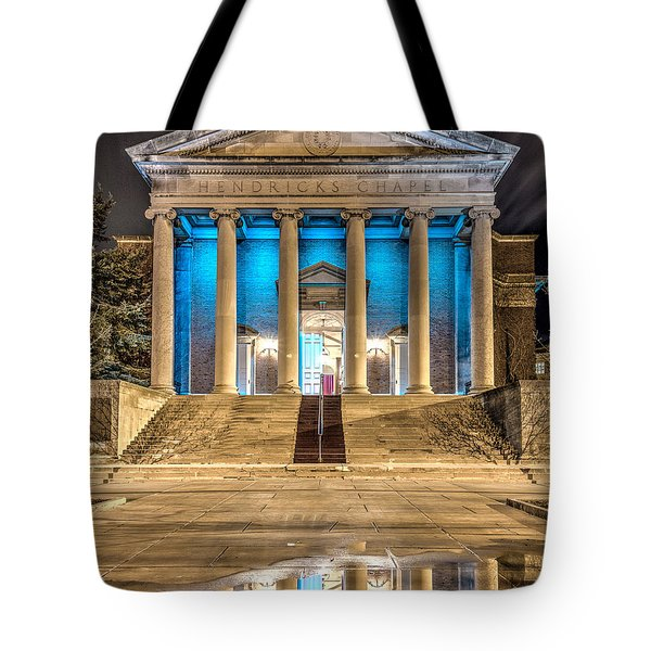 Hendricks Chapel Tote Bag