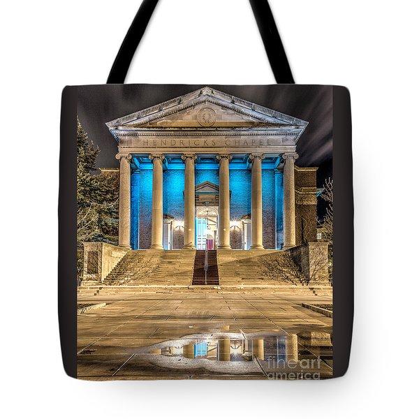 Hendricks Chapel Tote Bag