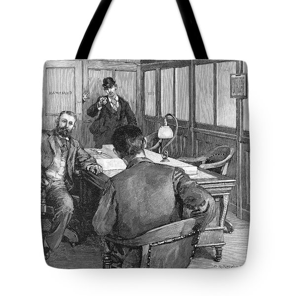 Henry Clay Frick  (1849-1919) Tote Bag by Granger