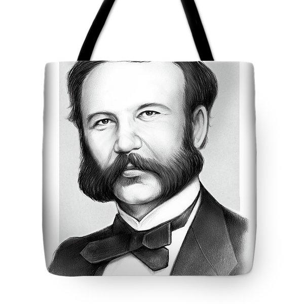 Henry Dunant Tote Bag