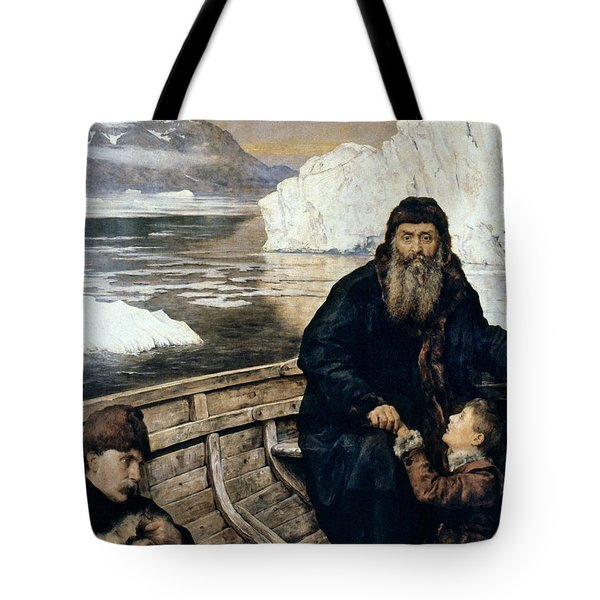 Henry Hudson And Son Tote Bag by Granger