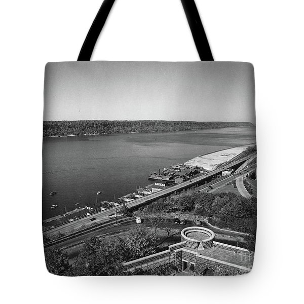 Henry Hudson Parkway, 1936 Tote Bag by Cole Thompson
