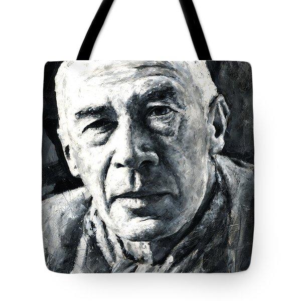 Henry Miller Tote Bag