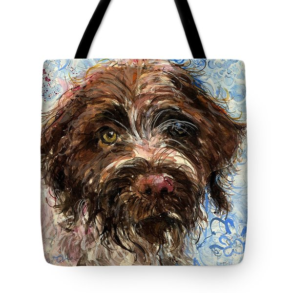 Henry Tote Bag by Molly Poole