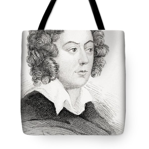 Henry Purcell C1659   1695 English Tote Bag