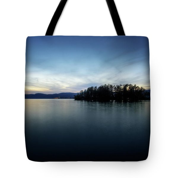Hens And Chickens Islands Tote Bag