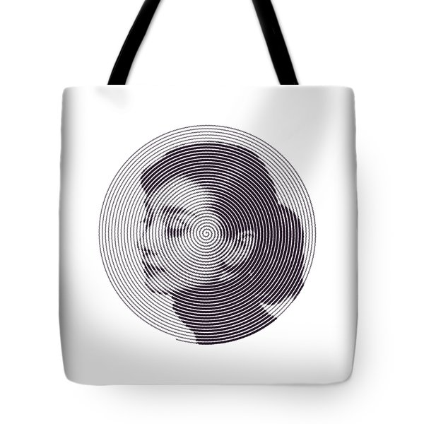 Hepburn Tote Bag by Zachary Witt