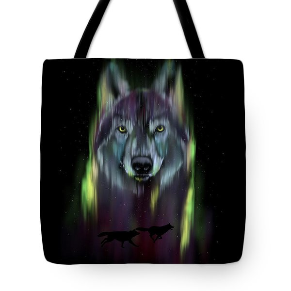 Her Eyes Were Like Twin Moons Tote Bag