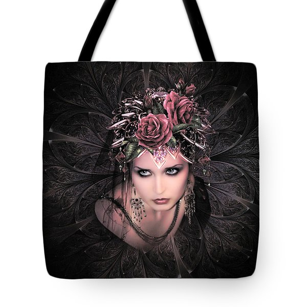Her Light And Beauty So Fair Tote Bag