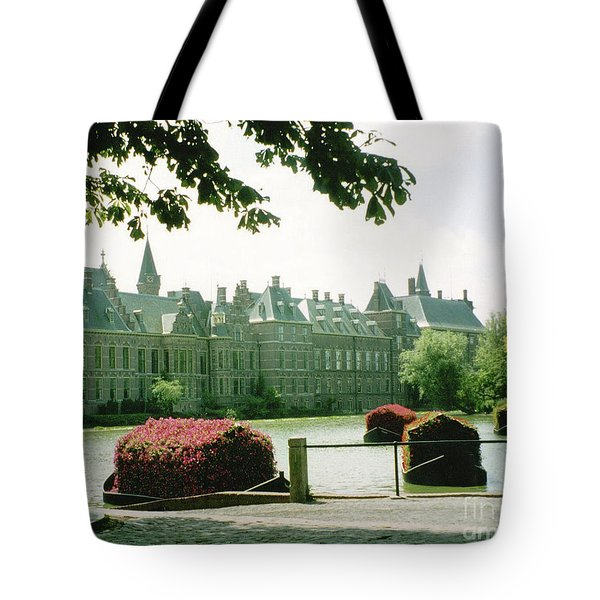 Her Majesty's Garden Tote Bag