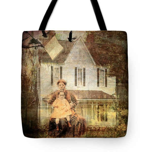 Her Memories Are Written Tote Bag