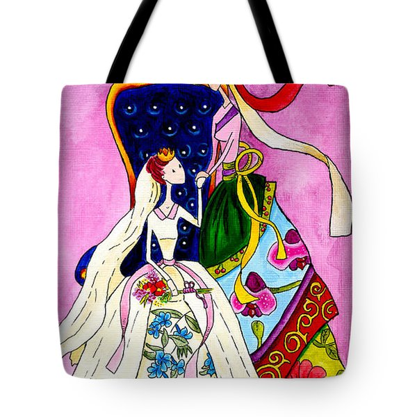 Her Pride And Joy Tote Bag