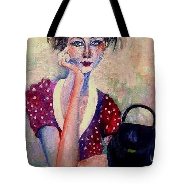 Her Purse Tote Bag