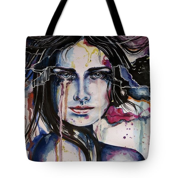 Her Sacrifice Tote Bag