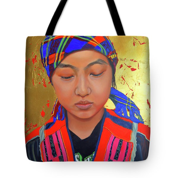 Her Story Tote Bag