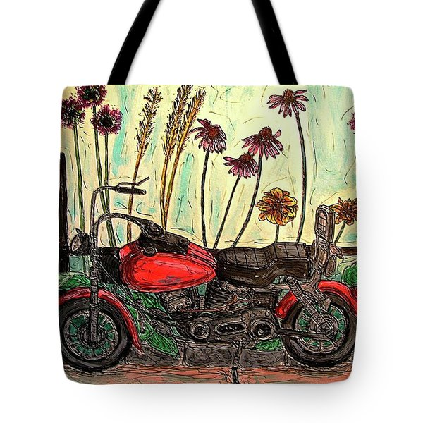 Her Wild Things  Tote Bag