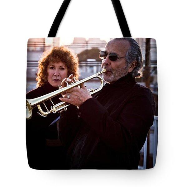 Herb Alpert Tote Bag