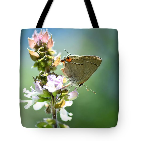 Herb Visitor Tote Bag