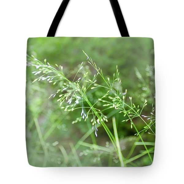 Herbs Close Up Tote Bag by Vlad Baciu