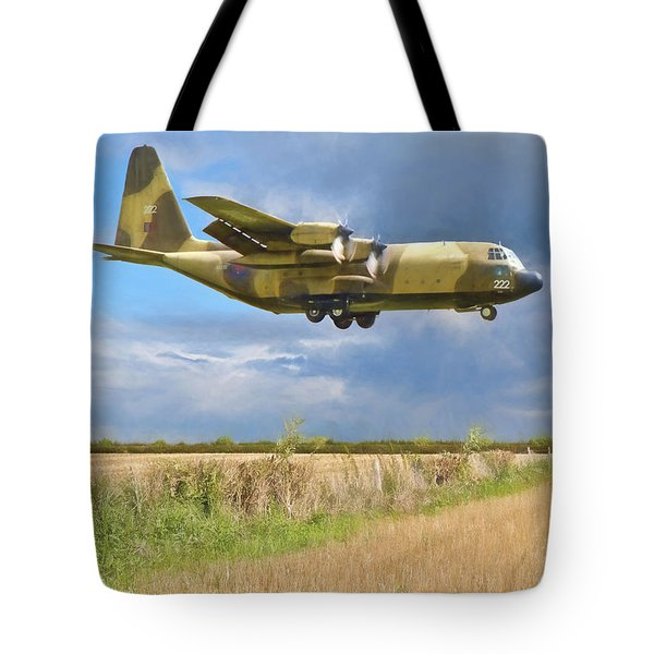 Tote Bag featuring the photograph Hercules Xv222 by Paul Gulliver