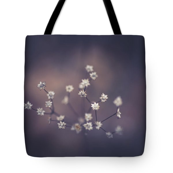 Tote Bag featuring the photograph Here And There by Shane Holsclaw