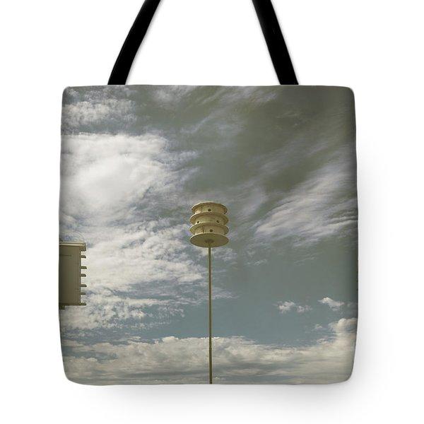 Here Birdie Birdie Tote Bag