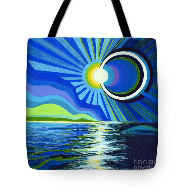Here Come The Sun Tote Bag