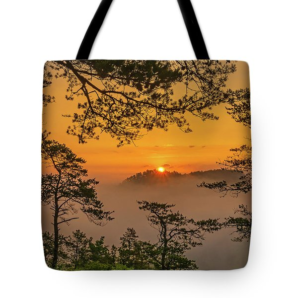 Here Comes The Sun... Tote Bag
