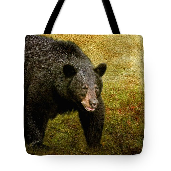 Here Comes Trouble Tote Bag by Lois Bryan