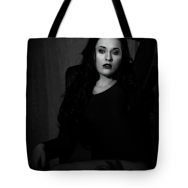 Tote Bag featuring the photograph Here by Ian Thompson