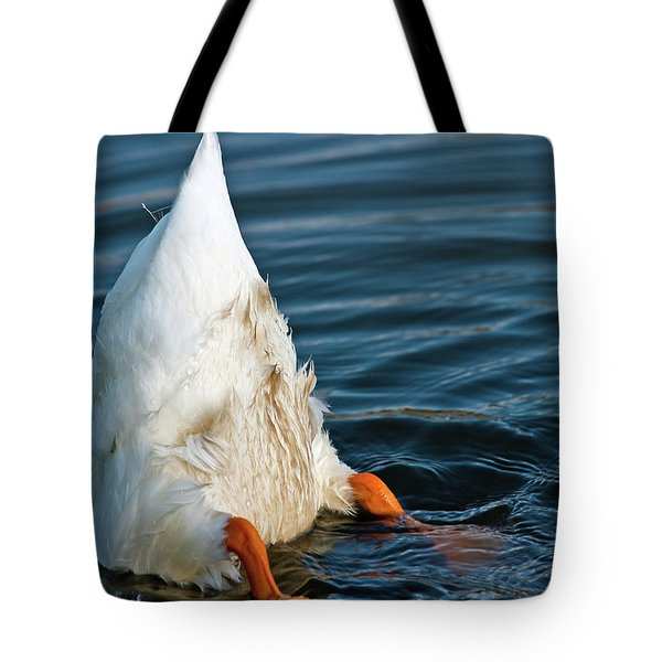 Here Is What I Think Tote Bag