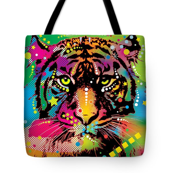 Here Kitty Tote Bag