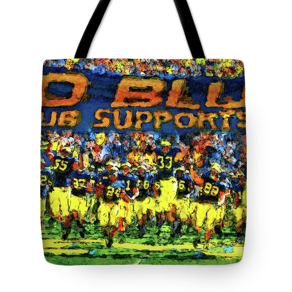 Here We Come Tote Bag