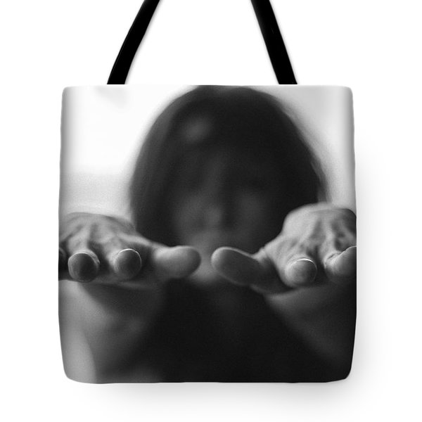 Here You Are Tote Bag