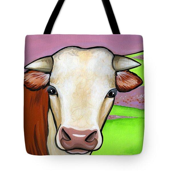 Hereford Tote Bag by Leanne Wilkes
