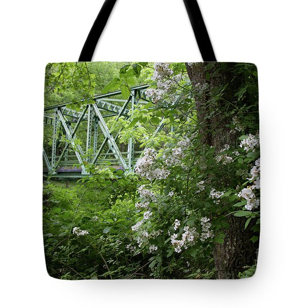 Tote Bag featuring the photograph Hereford Wildlands by Chris Scroggins