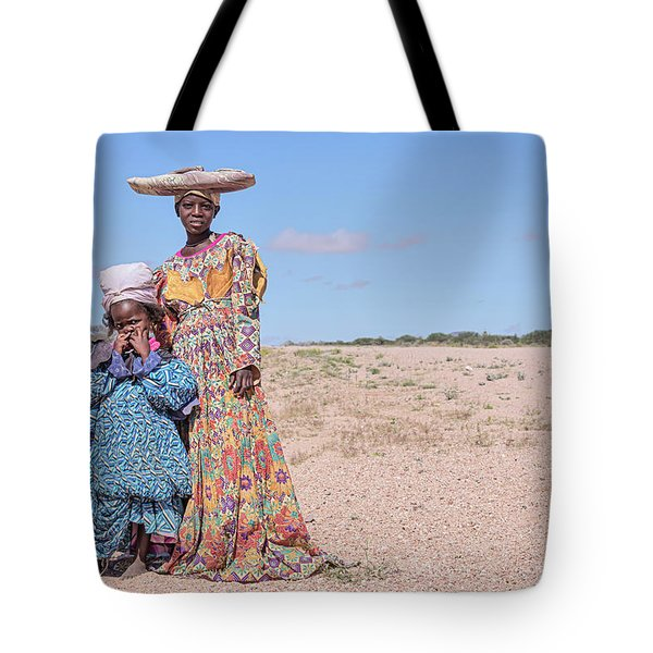Herero - Namibia Tote Bag