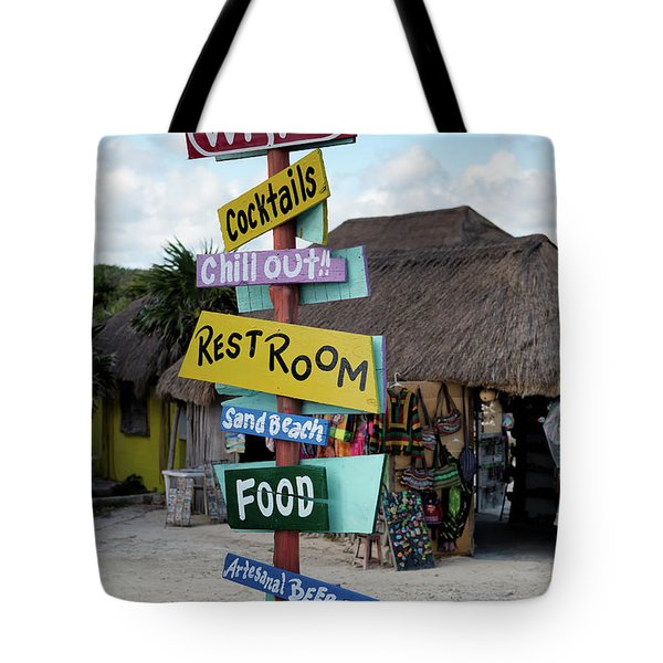 Tote Bag featuring the photograph Here's What's Here 1 by David Buhler