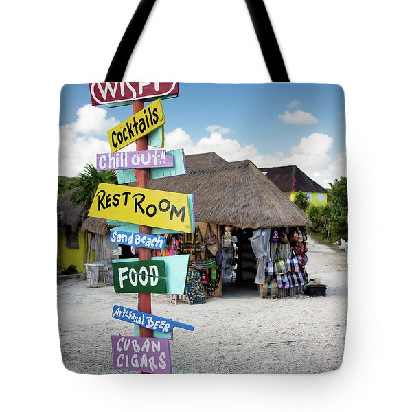 Tote Bag featuring the photograph Here's What's Here 2 by David Buhler
