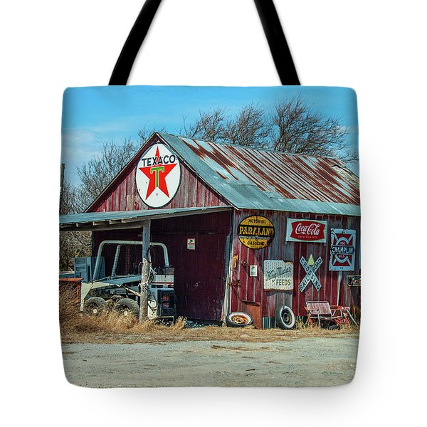 Here's Your Sign Tote Bag