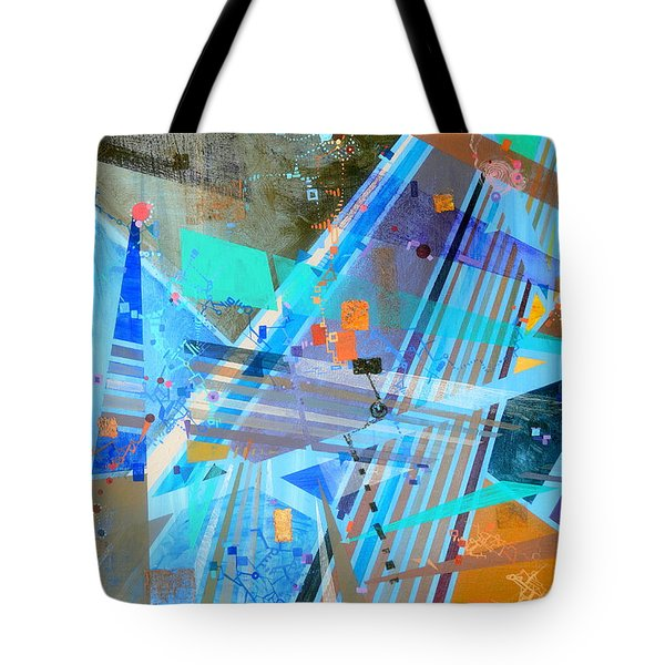 Heretical Musings On Heuristic Mechanisms Tote Bag