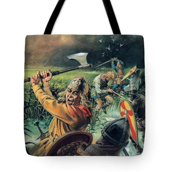 Hereward The Wake Tote Bag by Andrew Howat