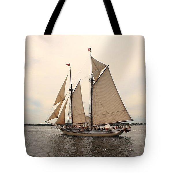 Heritage In Penobscot Bay Tote Bag