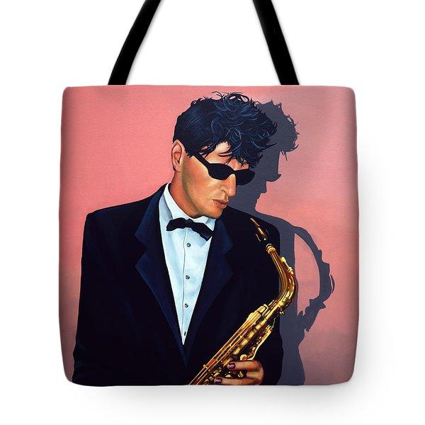 Herman Brood Tote Bag