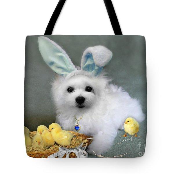 Hermes At Easter 02 Tote Bag