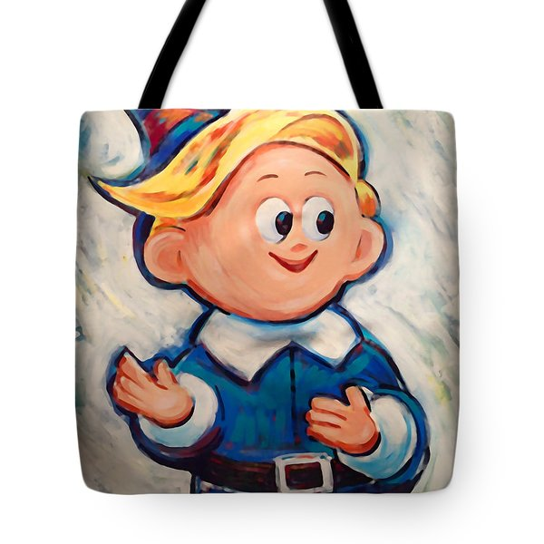 Hermie Tote Bag