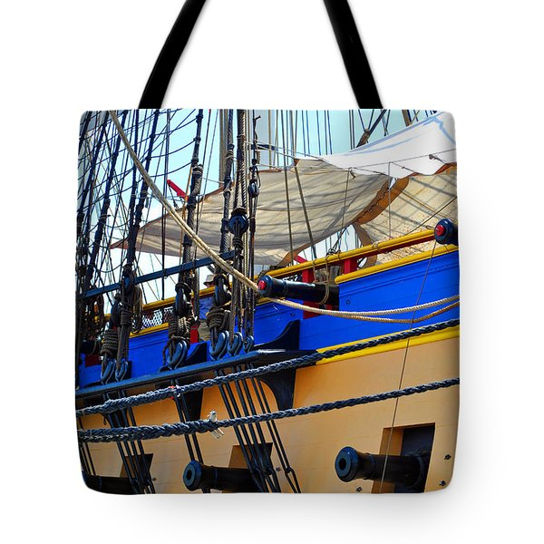Hermione Cannons Tote Bag