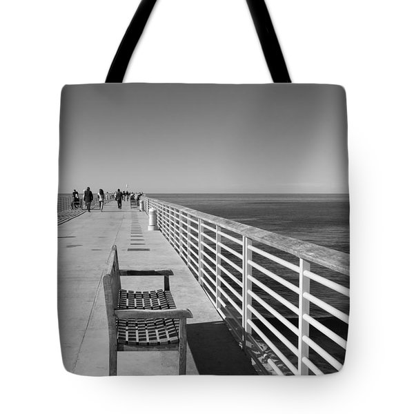 Hermosa Beach Seat Tote Bag